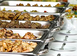 professional catering services in miami